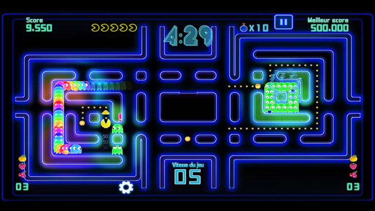 PAC-MAN Championship Edition DX+ capture d'écran 6
