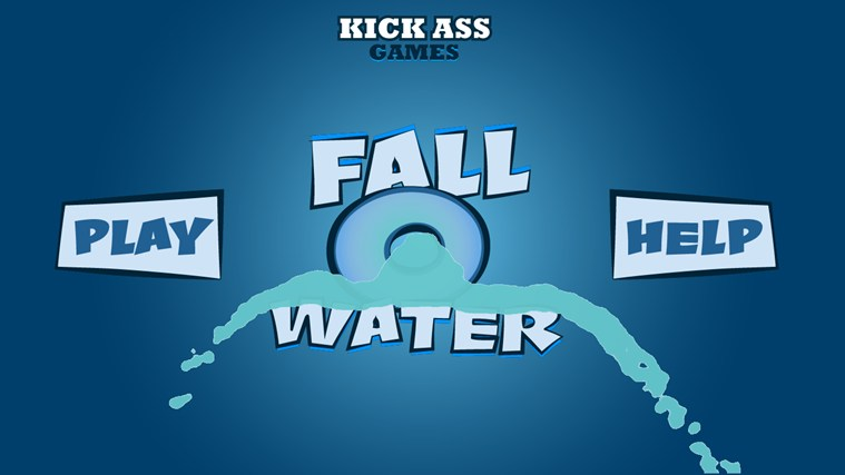 Fall O Water Windows 8 Game