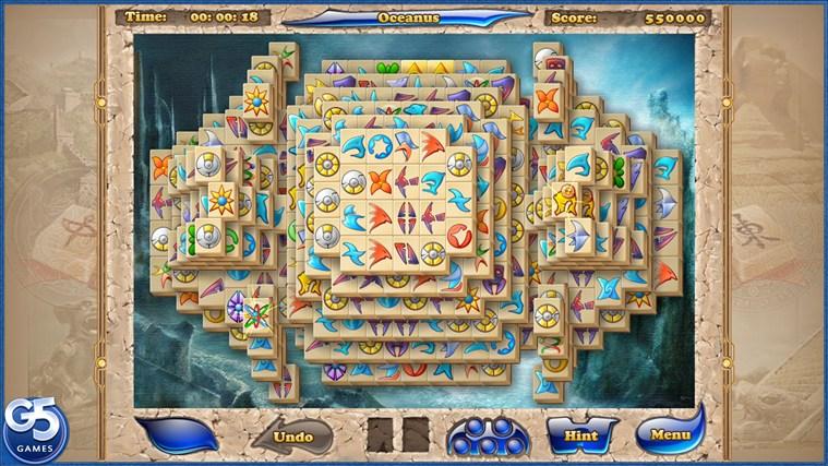 Mahjong Artifacts®-skärmbild 0