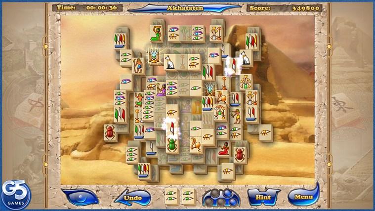 Mahjong Artifacts®-skärmbild 2