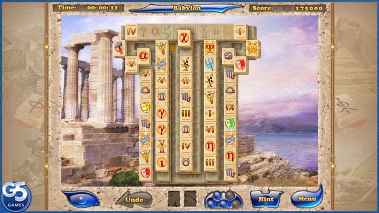 Mahjong Artifacts®-skärmbild 4