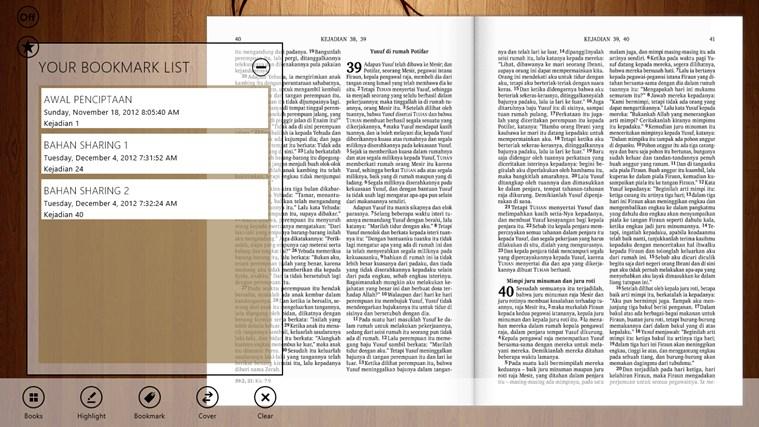 Alkitab screenshot 6