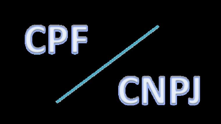 CPF / CNPJ captura de tela 0