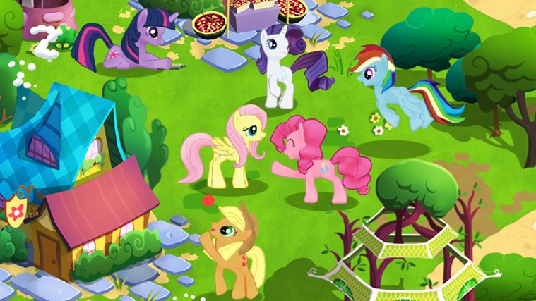 MY LITTLE PONY - Friendship is Magic screen shot 0