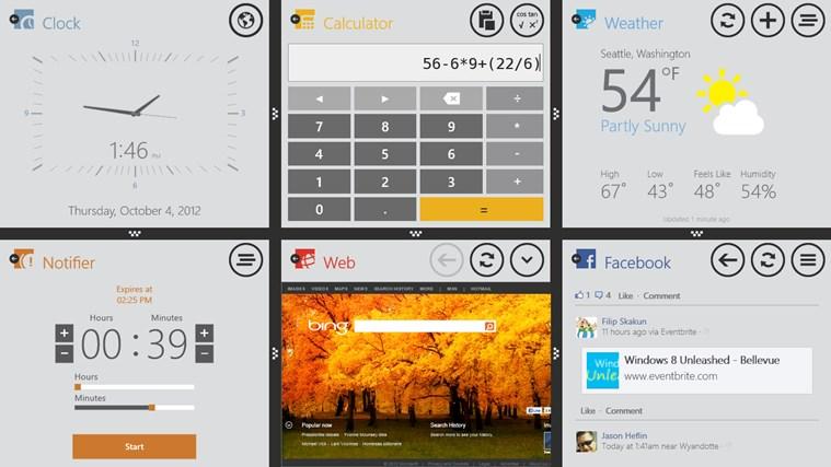 Toolbox for Windows 8 screen shot 0