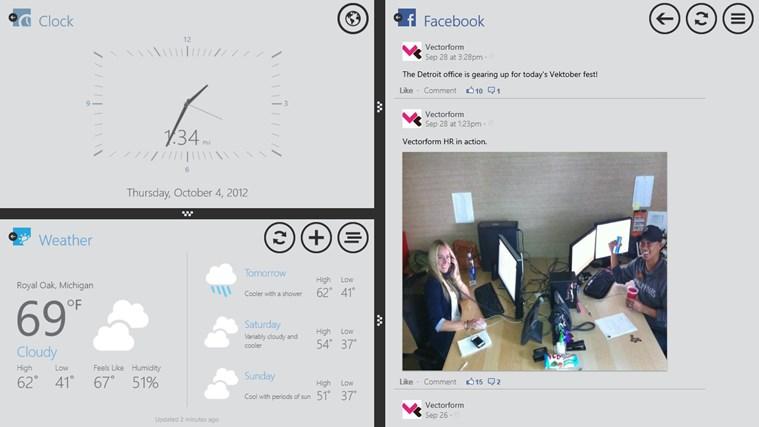 Toolbox for Windows 8 screen shot 4