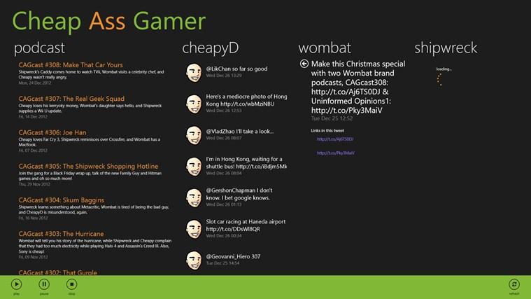 Cheap Ass Gamer screen shot 0