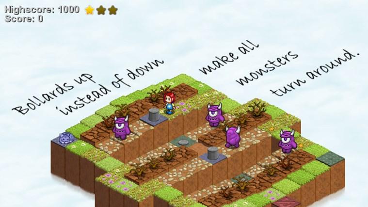 Skyling: Garden Defense screen shot 2