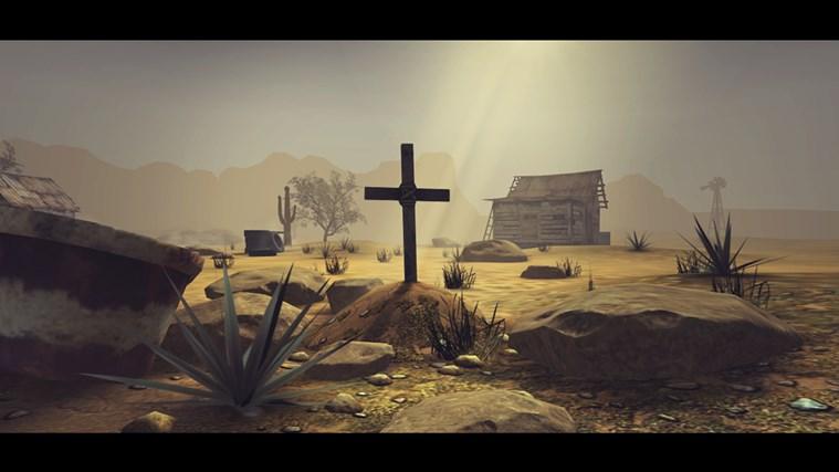 Last Hope - Zombie Sniper 3D screen shot 2