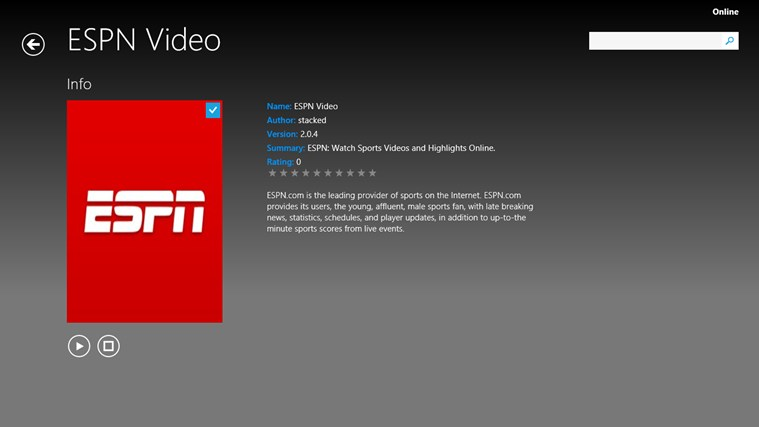 XBMC Remote screen shot 4
