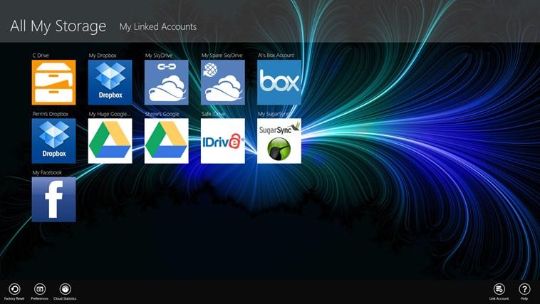 All My Storage Pro screen shot 0