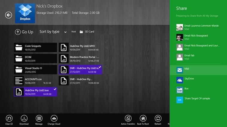 All My Storage Pro screen shot 6