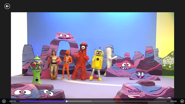 Kids TV Shows and Movies screen shot 6