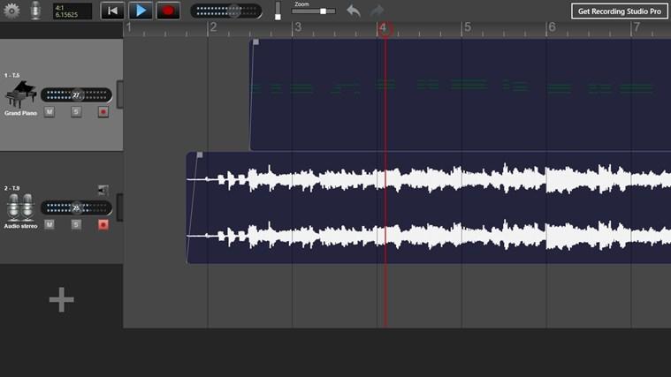 Recording Studio - Windows 10 Download