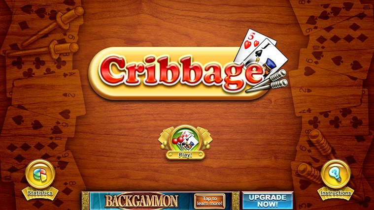 Cribbage Free screen shot 0