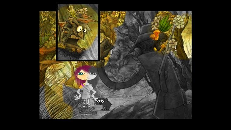 World of Violet: First adventure snímek obrazovky 2
