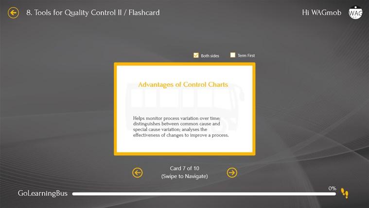 Quality Management by WAGmob captura de pantalla 8