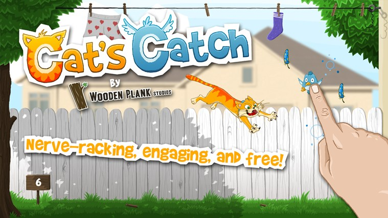 Cat's Catch screen shot 0