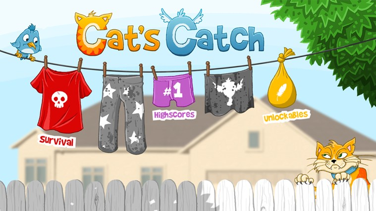 Cat's Catch screen shot 6