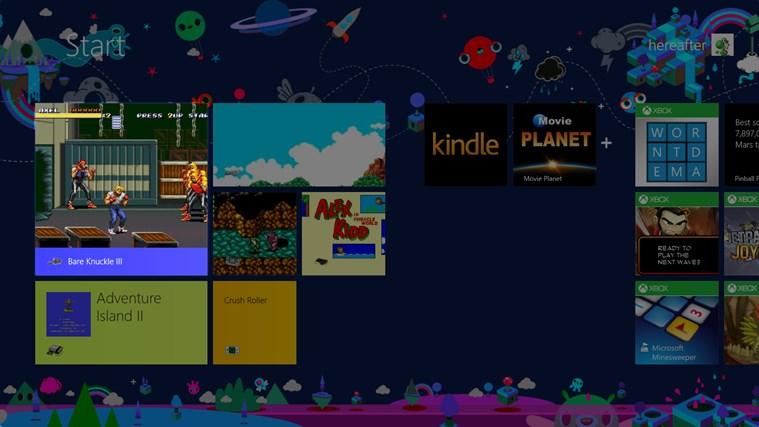 Genstalgia screen shot 0