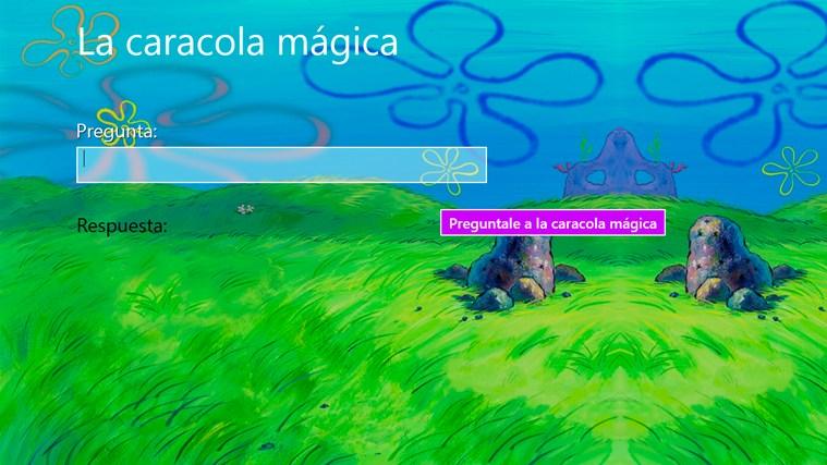 La Caracola Mágica captura de pantalla 0