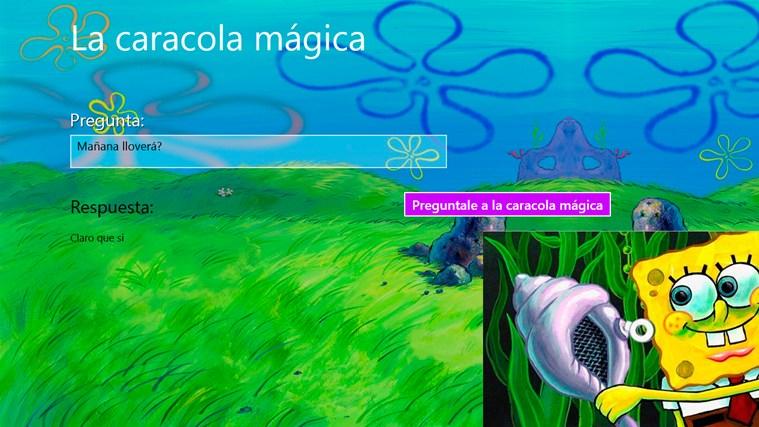 La Caracola Mágica captura de pantalla 2
