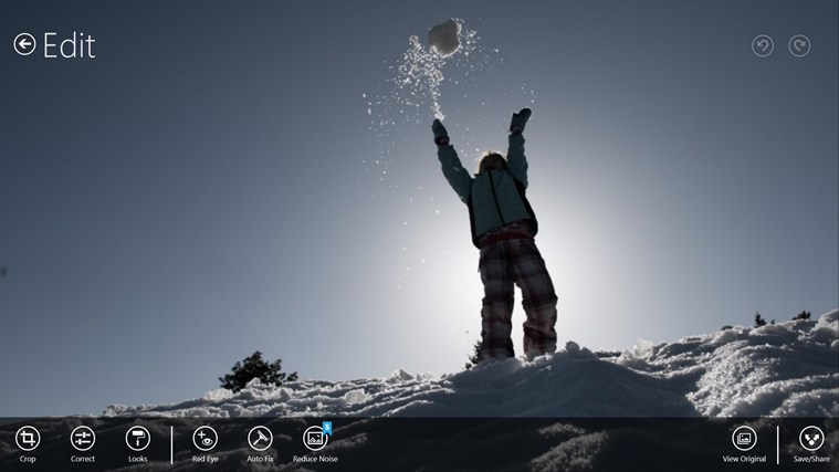 [SOFT W8/RT - ADOBE PHOTOSHOP EXPRESS] Retouche photos [Gratuit] Screenshot.125053.1000000