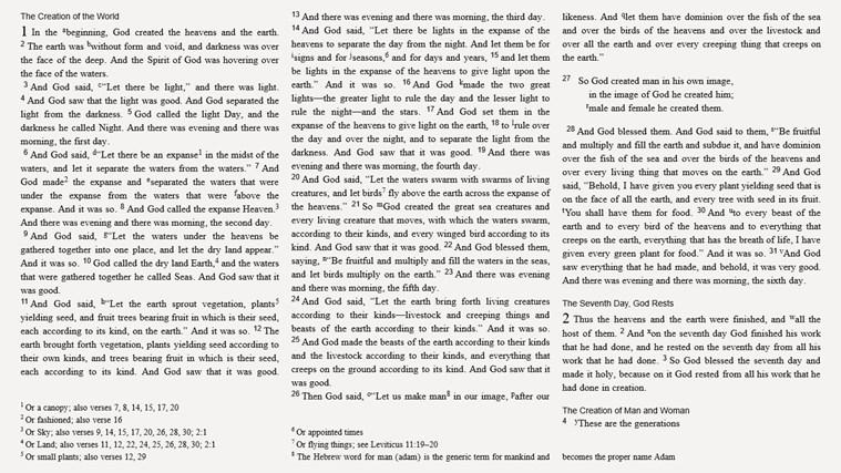 Bible! screen shot 2