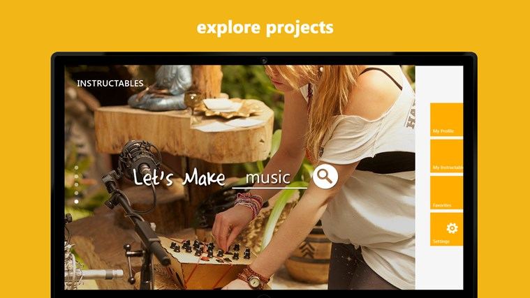 Instructables screen shot 0