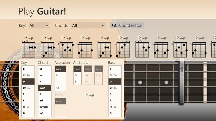 Play Guitar! screen shot 6