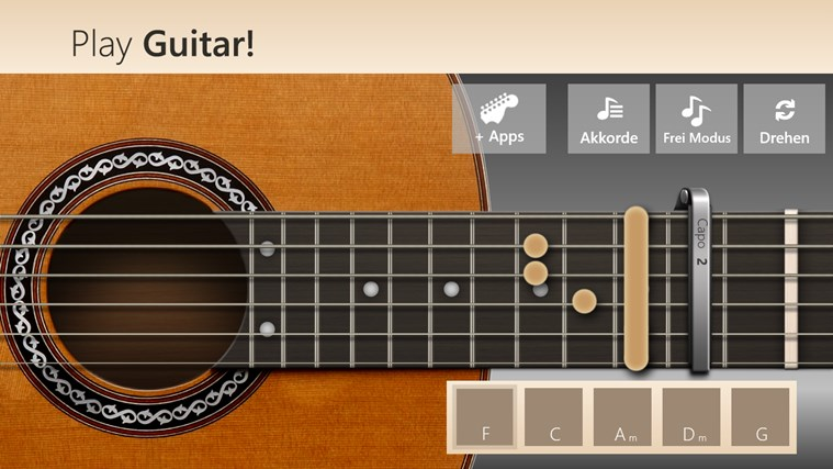 Play Guitar! Screenshot 4