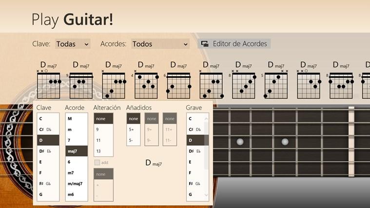 Play Guitar! captura de pantalla 6