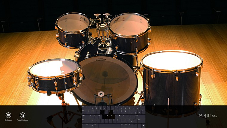 Tom Drum Pro screen shot 2