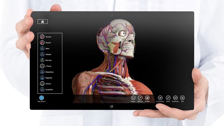 Essential Anatomy 3 screen shot 0