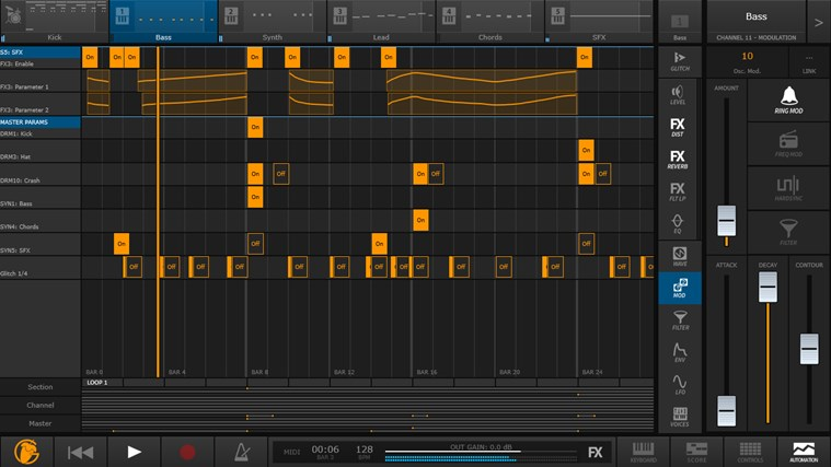 FL Studio Groove screen shot 0