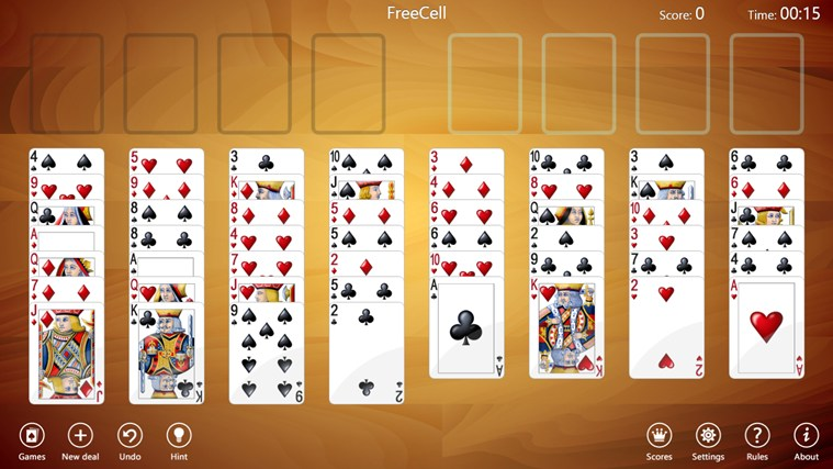 2 deck freecell solitaire games