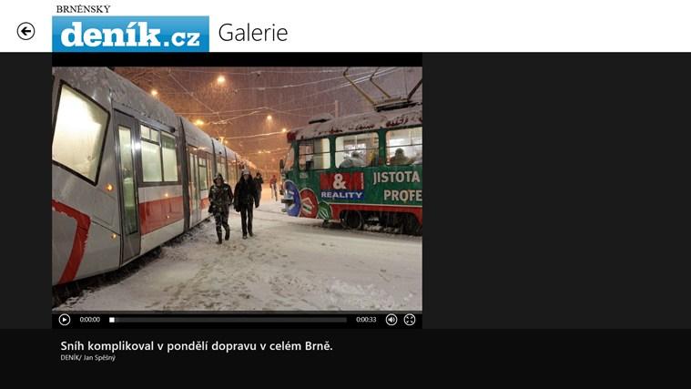 Deník.cz snímek obrazovky 4