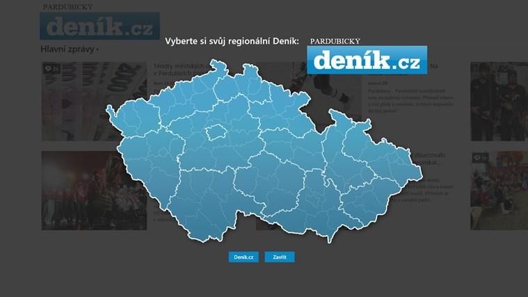 Deník.cz snímek obrazovky 6