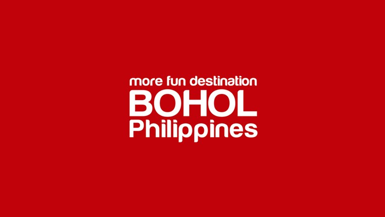 More Fun Destination: Bohol Philippines screen shot 0