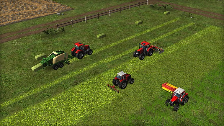 Farming Simulator 14 screen shot 0