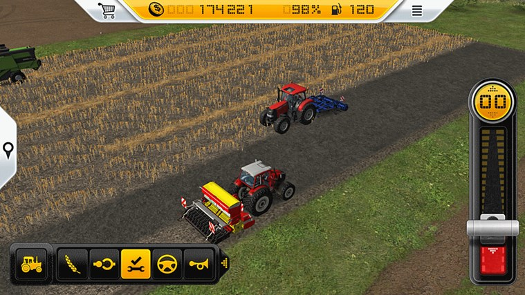Farming Simulator 14 screen shot 2
