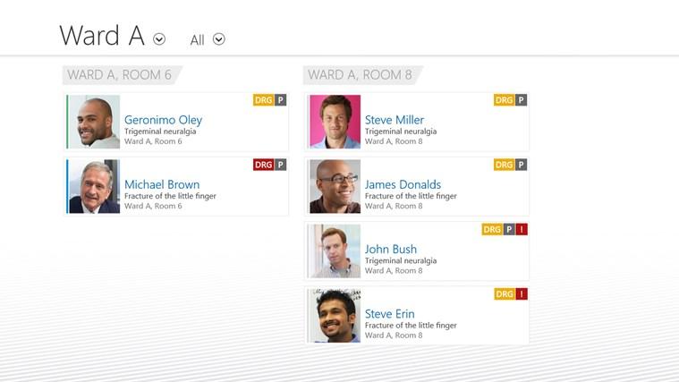 SAP EMR Unwired screen shot 0