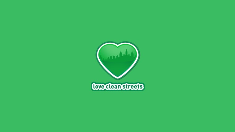 Love Clean Streets screen shot 0