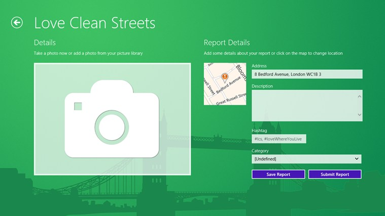 Love Clean Streets screen shot 4