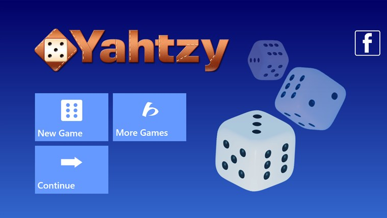Yahtzy screen shot 0