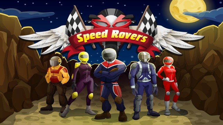 Speed Rovers screen shot 0
