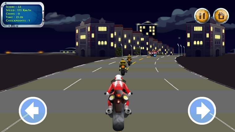 Speed Rovers screen shot 2