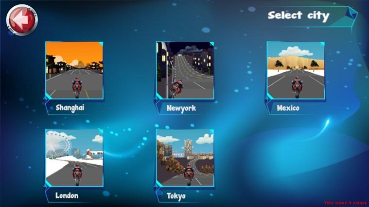 Speed Rovers screen shot 4