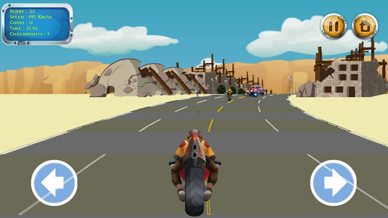 Speed Rovers screen shot 6