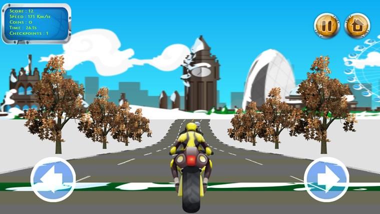 Speed Rovers screen shot 8